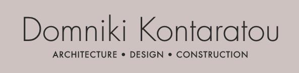 Domniki Kontaratou Logo